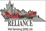 Reliance Well Servicing (2002) Ltd